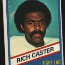 1976 Wonder Bread Football card #6 Rich Castor Jets