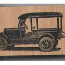Ford? TRUCK  Rubber Stamp antique collectable