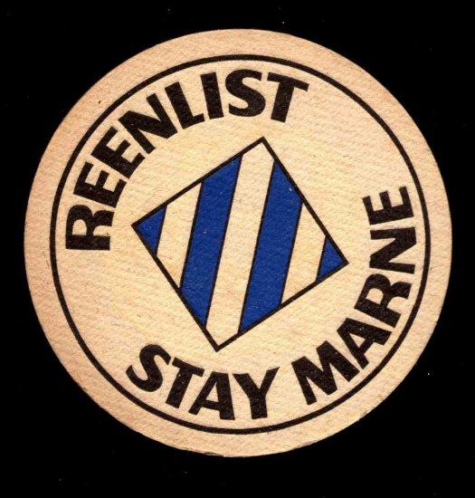 REENLIST STAY MARINE