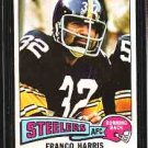 1975 Topps F.B. FRANCO HARRIS CD#300 EX-MT
