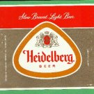 HEIDELBERG Beer Label / 32oz
