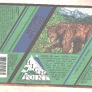 HIGH POINT Horizon Honey Ale Label /1 Pint 6oz.