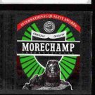 MORECHAMP Lager Beer Label / 12oz.