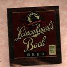 LEINENLIUGEL'S Bock Beer Label / 1 Pint 6oz.