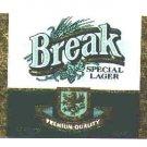 BREAK Special Lager /12oz.