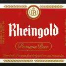 RHEINGOLD Premium Beer Label / 32oz