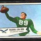 1954 Bowman F. B. RICHARD LEM MON CD#114