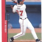 Jermain Dye     Leaf  Preferred  #123  1995