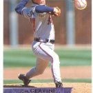 Tom Glavine Fleer Ultra #6 Braves