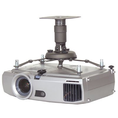 """Premier Universal Projector Mount with 1-1/2"""" Coupler (PBC-UMS"""