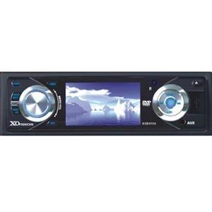 "NEW 3"" In-Dash Wide Screen XOD9114"