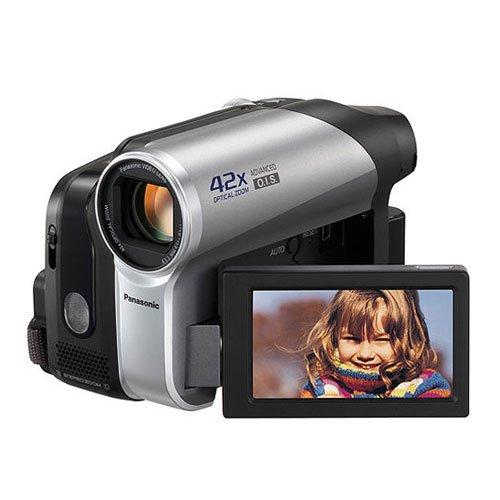 PANASONIC PV-GS90 MiniDV Digital Camcorder open box