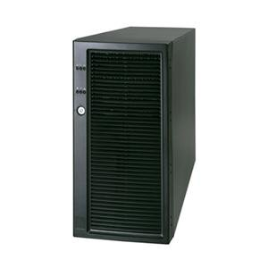 ntel SC5600LX Chassis Tower, Rack-mountable - Black - 5U - 13 x Bay - 4 x Fan - 750 W