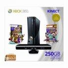 X360 250GB Kinect Holiday Bndl