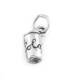 STERLING SILVER COLA POP SODA CAN CHARM/PENDANT