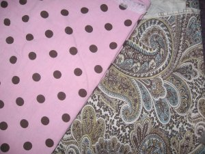 MT Fabric Choice # 4 and 5