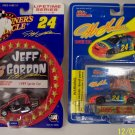 Jeff Gordon 89 Sprint Car and 95 RC Premier Edition Car