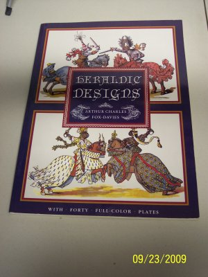 Heraldic Designs: Library Of Style (Library of Style and Design)