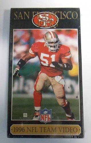 San Francisco 49ers 1996 NFL Team Video Sealed