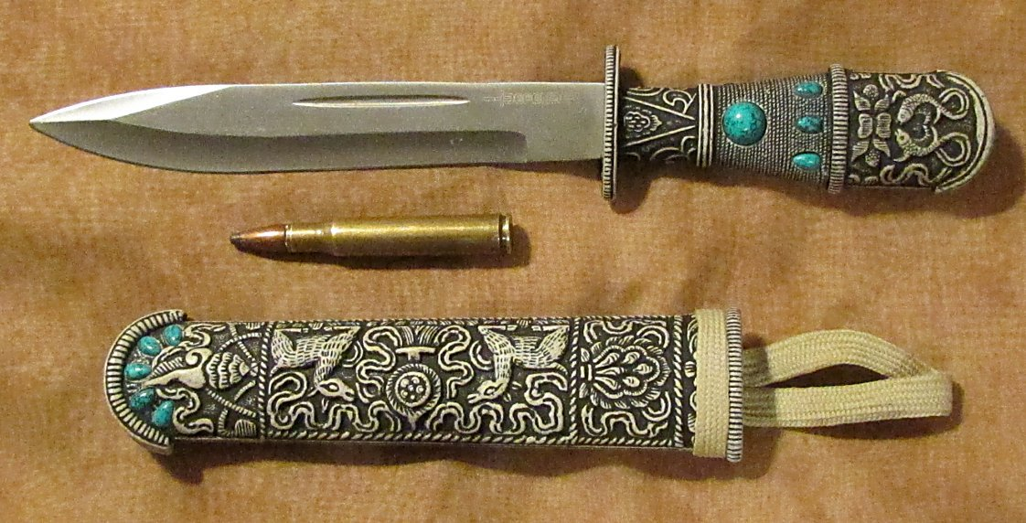 Bowie Knife Letter Opener