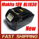 1 Pieces x Makita 18 v lithium-ion battery BL1830 NEW - 229.00 USD TOTAL Free Shipping!