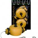1 Pairs (2yoyos) HEAVY DUTY Adjustable Grow Light Reflector Hanger ~ Hydroponics