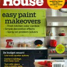 This Old House Magazine, January/February 2011, Back Issue