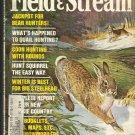 Field & Stream, January 1971, Back Issue