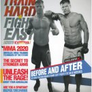 Train Hard Fight Easy Magazine; Brian Stann; 1,094 TIPS FOR TRAINING; Mixed Martial Arts
