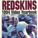 Washington Redskins ~ 1994 Video Yearbook (1993 Season), NFL FILMS; Football; VHS NEW & SEALED