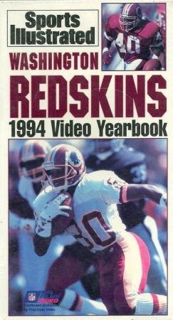 Washington Redskins ~ 1994 Video Yearbook (1993 Season), NFL FILMS; Football; VHS NEW & SEALED