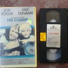 THE CHAMP (1979) Jon Voight, Faye Dunaway, Ricky Schroder; RARE VHS VIDEO