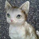 Vintage LEFTON EXCLUSIVES #80219 Cat Figurine; Collectible