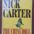 The China Doll, Nick Carter; Vintage Paperback Book; Spy Thriller; Mass Market