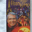 Christmas Around the World with Perry Como; VHS; Brand New, Unwrapped