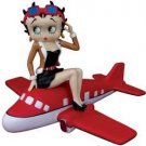 Betty Boop Airplane Figure