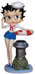 Betty Boop Sailor Pencil Holder