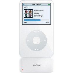 AirClick Wireless Remote for iPod