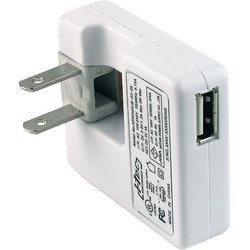 iPod AC Charger with USB Port