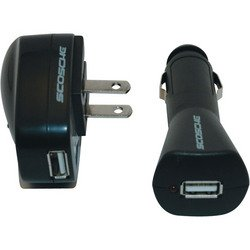 iPod Charger for Home and Car
