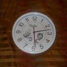 Company Logo wall clock