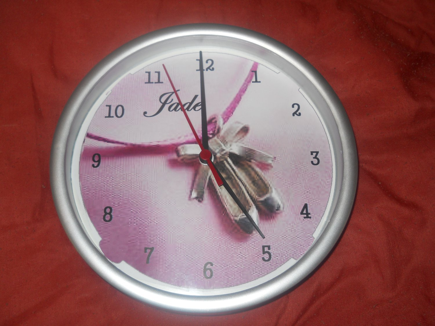 The Ballerina clock