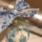 Personalized Babys 1st christmas ornament