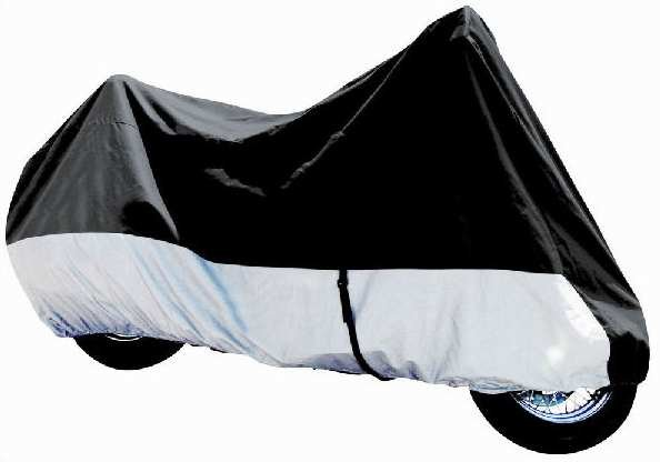 Motorcycle Cover - Extra Large for Cruisers and Big Bikes