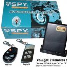 Motorcycle Alarm with 2 Remotes - Priority Mail shipping