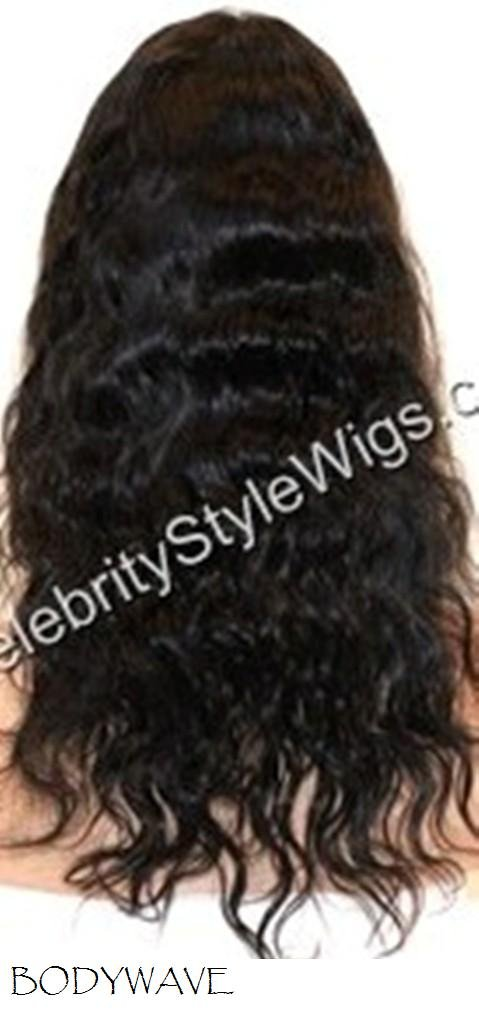 "10"" FULL LACE INDIAN REMY WIG ANY TEXTURE"