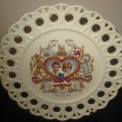 CHARLES AND LADY DIANA SPENCER WEDDING PLATE 1981!