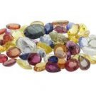50 PRECIOUS & SEMI-PRECIOUS GEMSTONES MIXED BAG PARCEL - FREE SHIPPING
