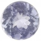 BLUE TANZANITE ROUND CUT GEMSTONE 2.8mm - FREE SHIPPING