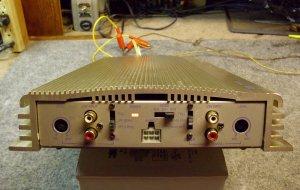 Majestic car amp model MA-744C 4 channel car audio MA744C